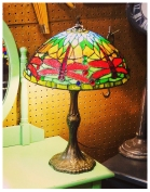 Antique Tiffany Lamp