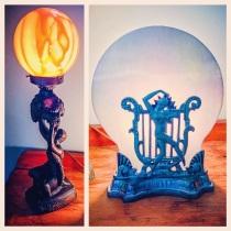1930 Art Deco Lamps