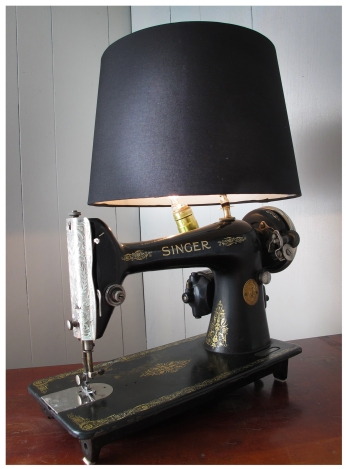 Singer Sewing Lamp