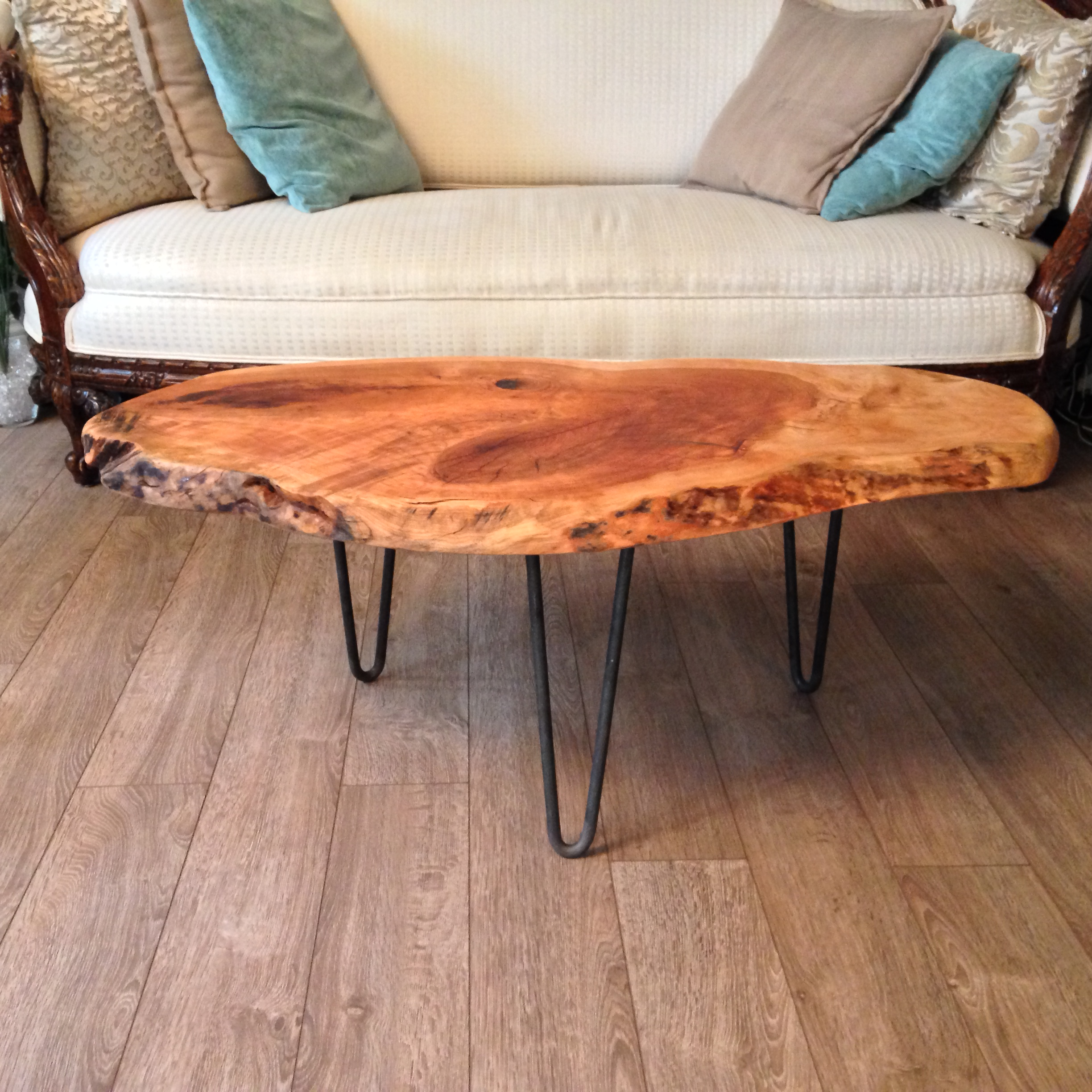 Live Edge Coffee Table Toronto Rascalartsnyc